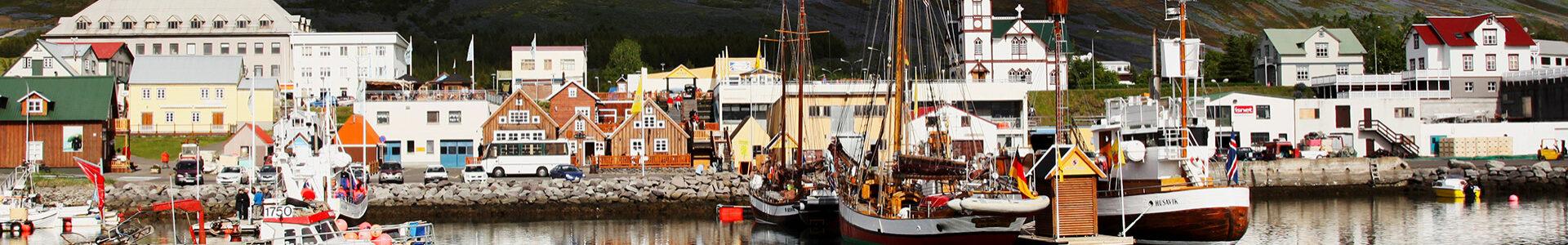 Óskar for Húsavík